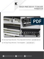 Kindrick Torque wrench