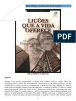 Eliana Machado Coelho – LIÇÕES QUE A VIDA OFERECE – (esp. Schellida)