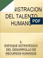 Planeacion y Desarrollo de Recursos Humanos