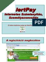 AlertPay Regisztracio Szemelyazonositas Bank Hozzarendeles