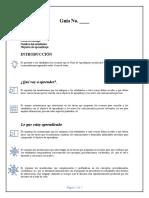 Silueta de Guía de aprendizaje (2)