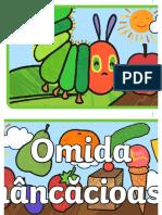 Omida Mancacioasa - Banner