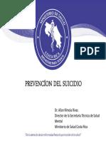Rimola Suicide Prevention