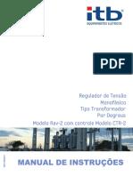 MI005 - Manual do Regulador RAV-2 com CTR-2 - Rev 2017-06