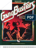 GangBusters [TSR] - GB3 - Death on the Docks