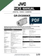 GR-DV2000KR