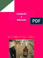 8.0.APRESENTAÇAO-OXIDAÇAO E REDUÇAO.