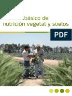 Nutrición Vegetal y Suelos
