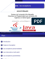 Cours Java Exception