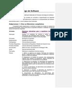 Anexo B - Exemplo Processo Design e Implementacao
