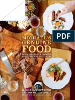 Recipes from Michael's Genuine Food by Michael Schwartz