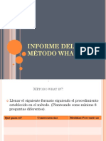 iNFORME wHAT iF