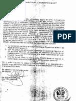 Carta varias a Organismos publicos denuncia sede Bomberos Puerto Cabello