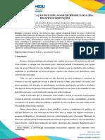 AÇÕES DE EDUCAÇÃO INCLUSIVA NO MUNICÍPIO DE NATAL (RN) - DESAFIOS E LIMITAÇOES