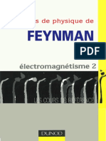 DUNOD - Le Cours de Physique de Feynman - Électromagnétisme 2 - R. Feynman