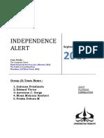 Independensi Dan Perencanaan Audit