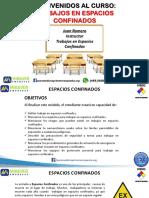 PPT _ ESPACIOS CONFINADOS _ MIRAVER - PARAMEDICOS PRIMERA RESPUESTA - HSEQ GES