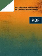 Atlas de Cuidados Paliativos en Latinoamerica 2020