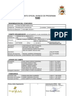 AVANCE RAID VI KALIBER ANDALUCI Promocion Iniciacion