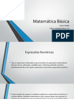 Matematica basica