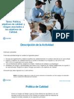 Ac202 Tarea Politica Objetivos de Calidad y Riesgos Asociados a Los Objetivos de Calidad (1)