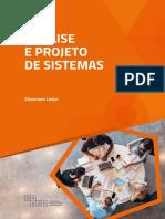 analise e projeto de sistemas USE CASE