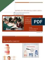 Evaluación de Sistemas Educativos.2014-3