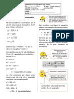 Resolução de Equação Do Segundo Grau 7ª e 8ª Semanas