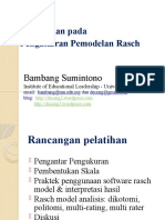 Rasch Model Indonesia