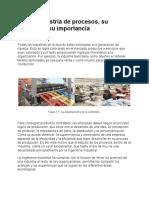 1.1. La industria de procesos, su amplitud y su importancia