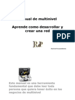 Manual Multinivel Personalizado Farley