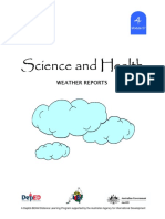 Science 4 DLP 57 - WEATHER REPORTS (2)