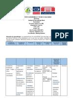 PLANIFICACION CLASE SEMANAL DE 3d