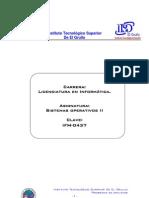 sistemas operativos II IFM-0437