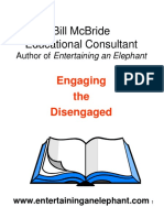 Engaging the Disengaged - Dr. Bill McBride