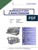 TW Multifile - Manuale d'uso e manutenzione - (REV01)  - Ita