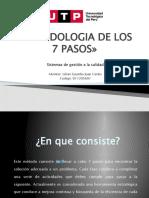 METODOLOGIA DE LOS 7 PASOS