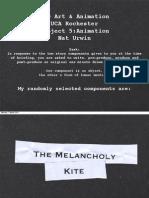 The Melancholy Kite Doc 01