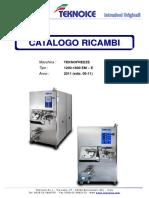 FR 1200 - 1600 EM E - Catalogo Ricambi (REV02) - Ita