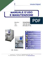 FR1200 1600 - Manuale d'Uso e Manutenzione - (REV02) - Ita