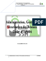 ATSP004 administration des reseauxLeçon 1