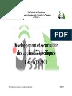 ATSP001 Developement leçon 1