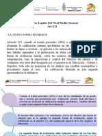Aspectos Legales Del Nivel Media General