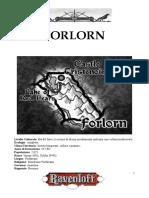 FORLORN ravenloft ITA dominio