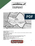 TEPEST ravenloft ITA dominio