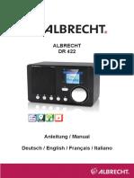 ALBRECHT DR 422