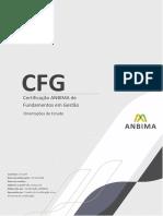 D.02.84 Orientacoes de Estudo CFG