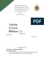 Unidad 4 Unión Cívico Militar