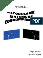 Metodologie Sintetiche Ecocompatibili