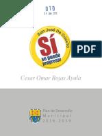 PDM Cúcuta 2016-2019